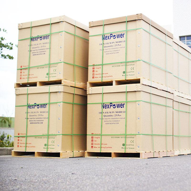 太陽能面板專用箱